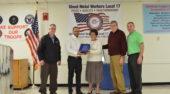 Michael J. Burke Memorial Scholarship Award 2016 Presentation