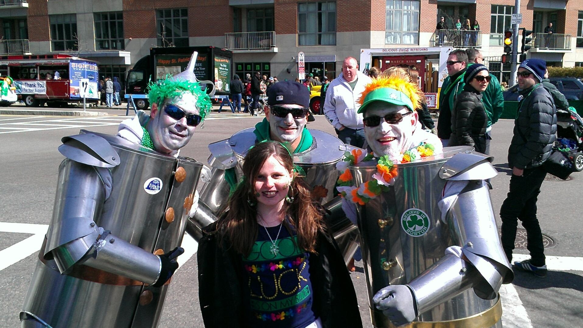Local 17 St. Patrick's Day Parades